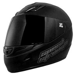 Speed and Strength  - Under the Radar Motorcycle Helmet