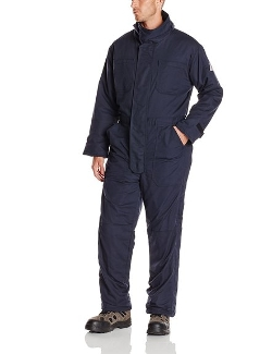 Bulwark - Flame Resistant Twill Cotton/Nylon Coverall