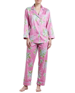 Bedhead	  - Lily of the Valley Classic Sateen Pajamas