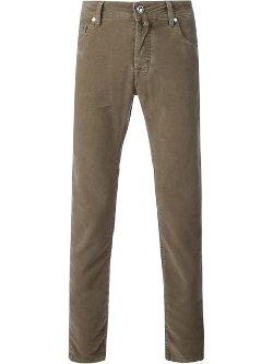 Jacob Cohen - Straight Leg Jeans