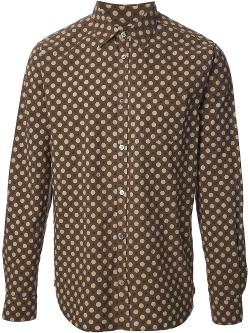 Department 5  - Spot Print Shirt