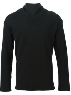 Stephan Schneider - Shawl Collar Sweater