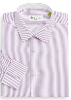 Robert Graham  - Striped Button-Down Dress Shirt