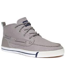 Nautica  - Del Mar Mid Canvas Sneakers