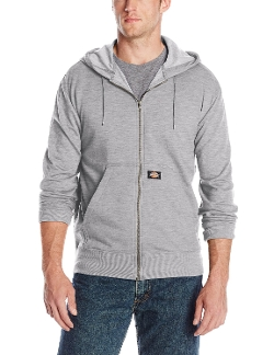 Dickies - Lightweight Fleece Hoodie Jacket