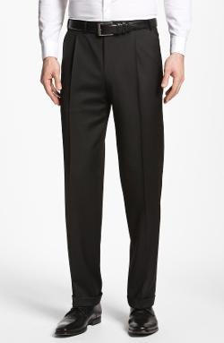 Canali  - Pleated Trousers