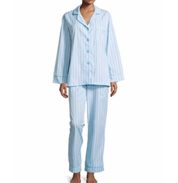 Bedhead - Striped Classic Poplin Pajama Set