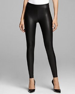 Guess - Matte Faux Leather Leggings
