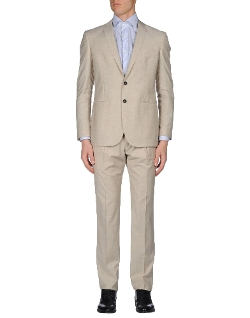 Tonello - Lapel Collar Suit