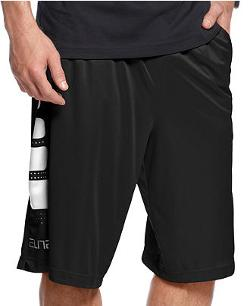 Nike Shorts - Elite Stripe Basketball Shorts