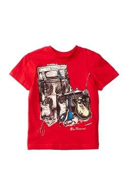 Ben Sherman  - Graphic Print Shirt