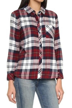 Rails - Hunter Long Sleeve Shirt