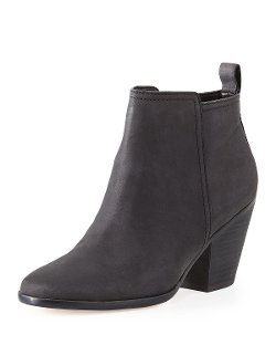 Cole Haan   - Chesney Leather Ankle Boots