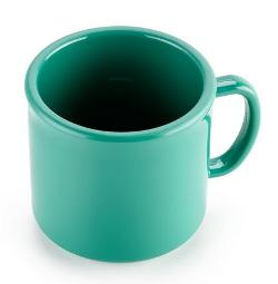 Carlisle  - Meadow Green Stackable Polycarbonate Mug