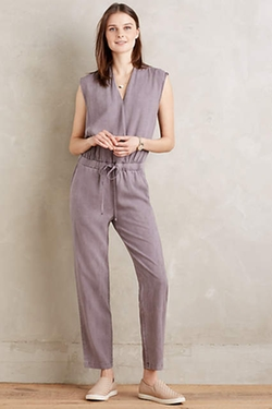 Cloth & Stone - Mignon Crossfront Jumpsuit
