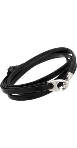 Miansai - Leather Bind Wrap Bracelet