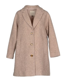 Every.Day.Counts - Lapel Collar Coat
