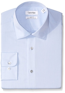 Calvin Klein - Regular Fit Herringbone Shirt