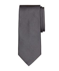 Brooks Brothers - Solid Silk Tie