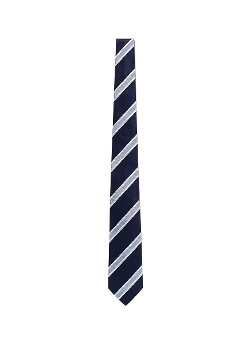 Paul Smith   - Regimented Stripe Silk Tie