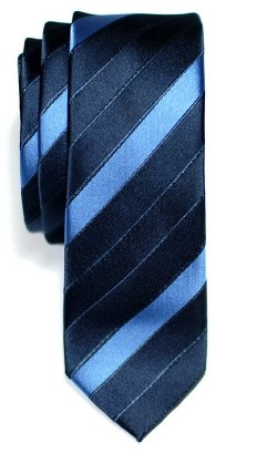 Retreez  - Woven Microfiber Skinny Necktie