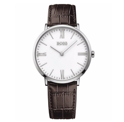 Boss Hugo Boss - Jackson Leather Strap Watch