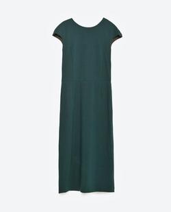 Zara - Long Tube Dress