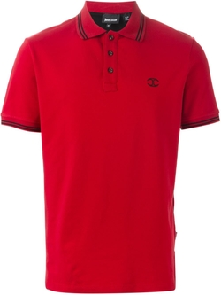 Just Cavalli   - Short Sleeve Polo Shirt