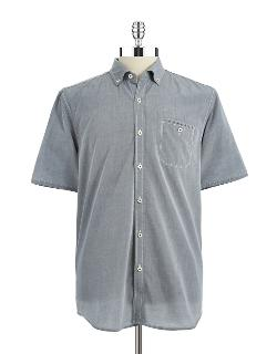 Tommy Bahama  - Great Chambray Sport Shirt
