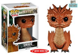 The Hobbit  - Smaug Dragon Pop Vinyl Figure