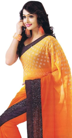 Rajwadi - Admirable Festive Wear Saree
