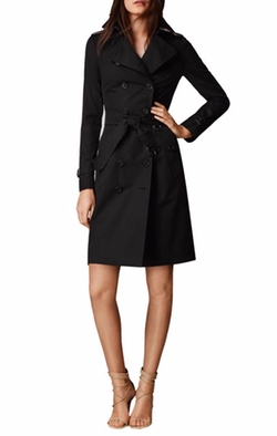 Burberry - Sandringham Long Heritage Trench Coat