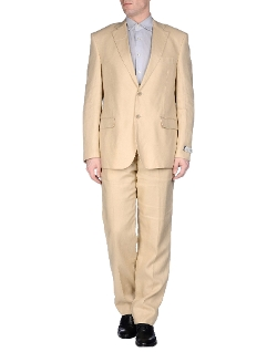 George Hamilton - Lapel Collar Suit