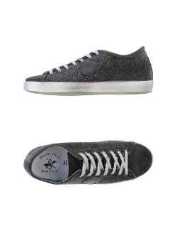 Beverly Hills Polo Club  - Canvas Low-Top Sneaker