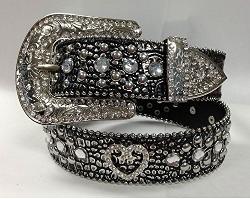 Deal Fashionista - Studded Removable Buckle Belt