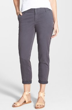 Caslon - Chino Ankle Pants