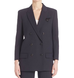 Alexander Wang - Double Breasted Blazer