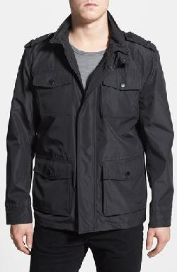 Kenneth Cole Reaction  - Bonded Field Jacket