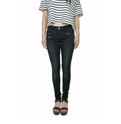Eunina - Midrise Skinny Jeans