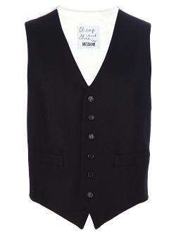 Moschino Cheap & Chic Vintage - Hug Me Waistcoat