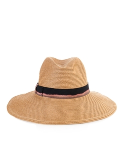 Filù Hats - Batu Tara Floppy Brim Straw Hat