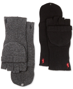 Polo Ralph Lauren - Merino Wool Convertible Gloves