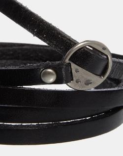 Asos - Reclaimed Vintage Leather Wrap Bracelet