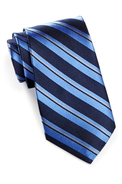 14th & Union  - Silk Diagonal Striped Tie