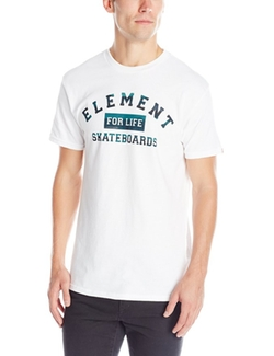 Element - Life Short Sleeve T-Shirt