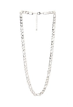 Forever 21 - Figaro Chain Link Necklace