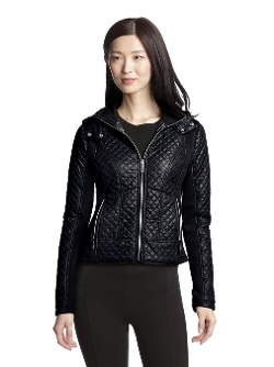 Bcbgeneration - Quilted Jacket With Hood