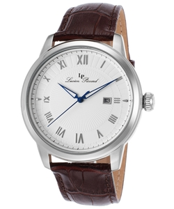 Lucien Piccard - Genuine Leather Dial Watch