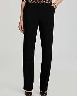 Jones New York Collection  - Platinum Quarter Pocket Pant