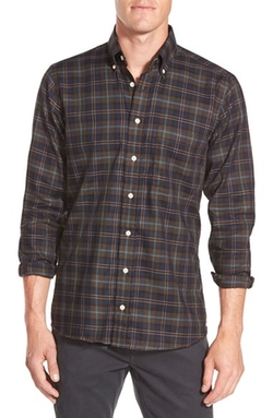Gitman - Washed Plaid Sport Shirt